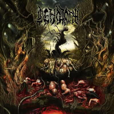 Cenotaph (TURK)- Putrescent Infectious Rabidity CD on Coyote Rec.