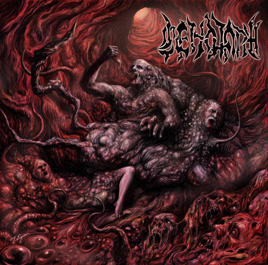 CENOTAPH (TURK)- Perverse Dehumanized Dysfunctions CD on Sevared Rec. OUT NOW!!!