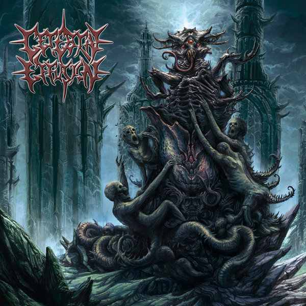 Cerebral Effusion- Idolatry Of The Unethical CD on New Standard Elite