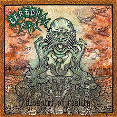 Cerebral Fix- Disaster Of Reality CD on Xtreem Music