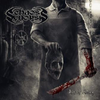 Chaos Synopsis- Art Of Killing CD on Psycho Rec.