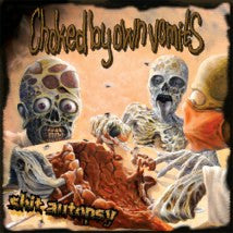 CHOKED BY OWN VOMITS- Sh*t Autopsy CD on Nice To Eat You Rec.