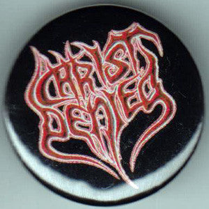 Christ Denied- Logo PIN