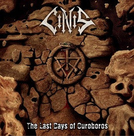 Cinis- The Last Days Of Ouroboros CD on Old Temple Rec.