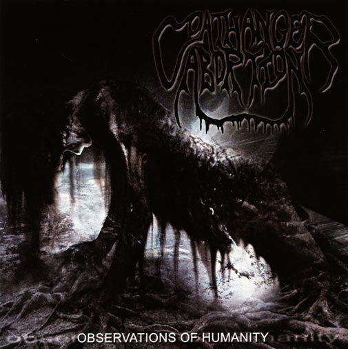 Coathanger Abortion- Observations Of Humanity CD on Comatose Music