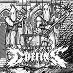 Coffins- Ancient Torture DOUBLE CD on Hammerheart Rec.