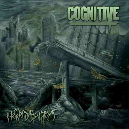 Cognitive- The Horrid Swarm CD on Lost Apparitons