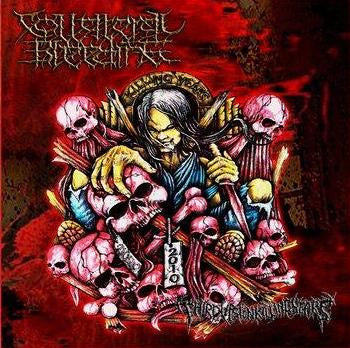 Collateral Bleeding- Third Version: Killing Years CD
