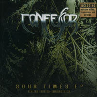 Confessor- Sour Times CD on Season Of Mist