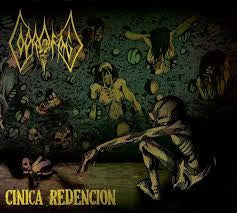 Coprofago- Cinica Redencion DIGI-CD on Schizophrenia Rec.