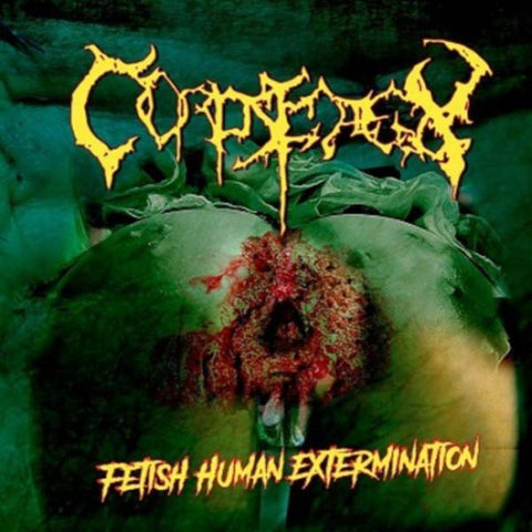 CORPSE DECAY- Fetish Human Extermination CD on Death Metal Industry