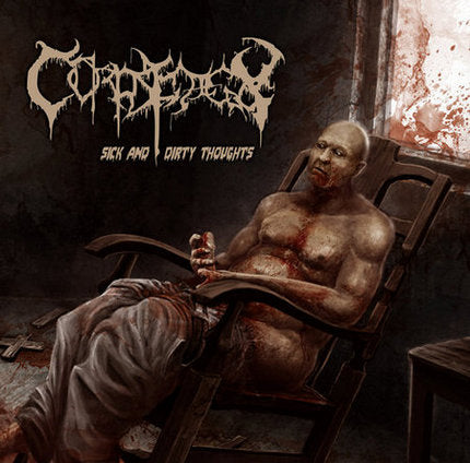 Corpse Decay- Sick And Dirty Thoughts CD on Amputated Vein