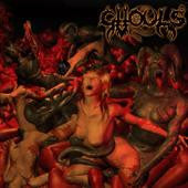 Ghouls- Until It Bleeds CD on Despise The Sun Rec.