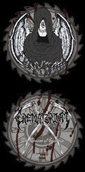 "Crematorium- The Process Of Endtime 12"" PIC DISC VINYL"