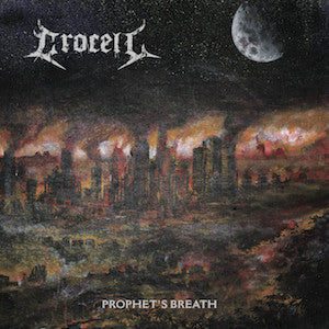 Crocell- Prophet's Breath CD on Deepsend Rec.