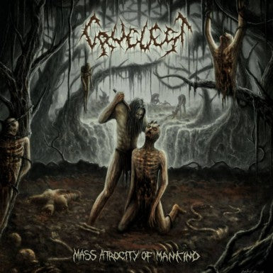 Cruelest- Mass Atrocity Of Mankind CD on Brutal Mind Prod.