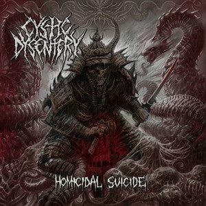 Cystic Dysentery- Homicidal Suicide CD on Forcefed Rec.
