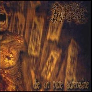 Dirty Infamous- Die On Pure Adrenaline CD on Bizarre Leprous Pro
