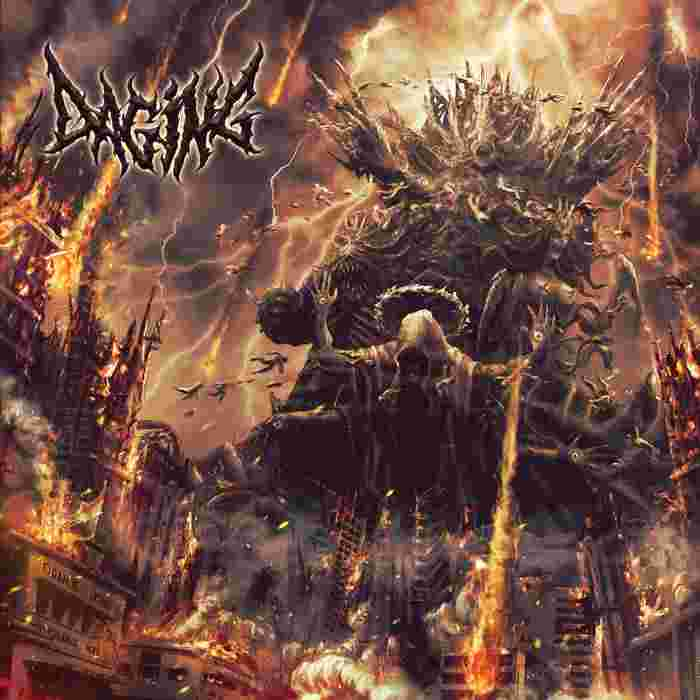 Daging- Nafsu CD on Brutal Mind