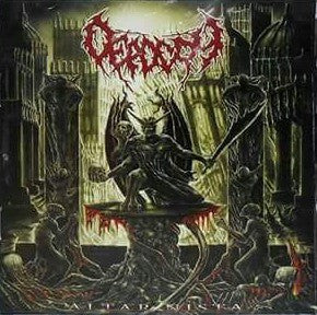 Dead Cry- Altar Nista CD on Grindlife Rec.