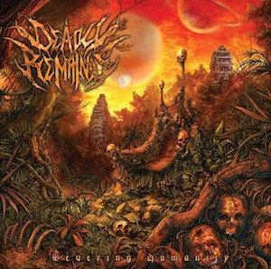 Deadly Remains- Severing Humanity CD on Deepsend Rec.