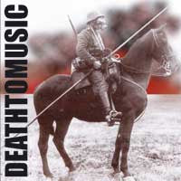 Deathtomusic- We Come In Peace CD Self Released