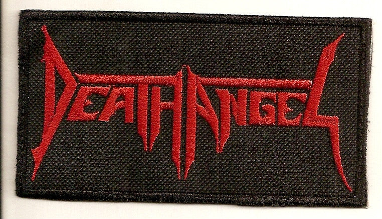 Death Angel- Sewn Logo PATCH