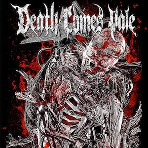 Death Comes Pale- World Grave CD on Deepsend Rec.