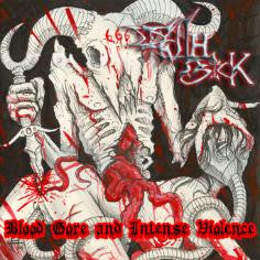 Death Sick- Blood Gore And Intense Vi*lence CD