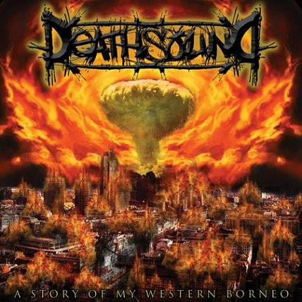 Death Sound- A Story Of My Western Borneo CD on No Label Rec.