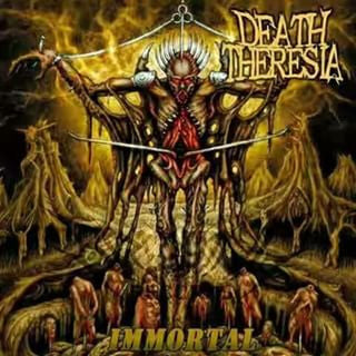 Death Theresia- Immortal CD on Breeding Rec.