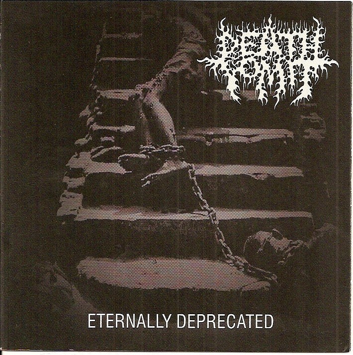 Death Vomit (IND)- Eternally Deprecated CD