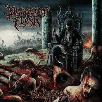 Decaying Flesh- Bloodshed Fatalities CD on Swallow Vomit Rec.