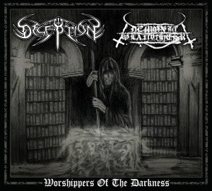 Deception / Demonic Slaughter- Split DIGI-CD on Hellthrasher Pro