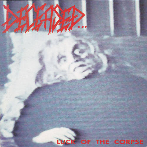 Deceased- Luck Of The Corpse CD on Lost Apparitions Rec.