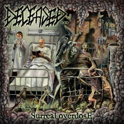 Deceased- Surreal Overdose CD on Lost Apparitions Rec.