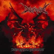 DECOMPOSED- Desecrating The Divine MCD on SEVARED RECORDS