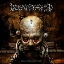 Decapitated- Organic Halucinosis CD on Earache Records