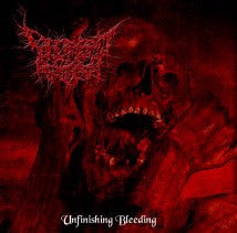 DECREPIT ARTERY- Unfinishing Bleeding CD