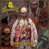 Decrepitaph- Forgotten Scriptures CD on Self Made God Rec.