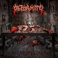 Deformity (BR)- Anthropos Dead Gore Disgusting Phagia CD