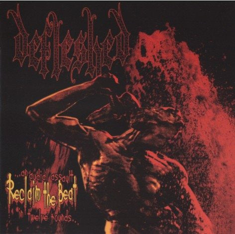 Defleshed- Reclaim The Beat CD on Candlelight Rec.