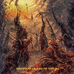 Defleshed And Gutted- Hibernaculum Of Decay CD on Lord Of The Sick