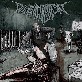 DEHUMANIZATION- Meat Expostition CD on Morbid Generation