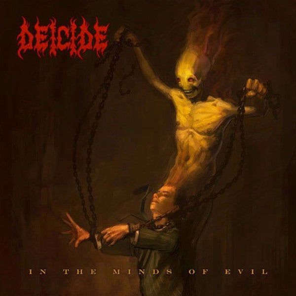 Deicide- In The Minds Of Evil CD on Stillborn Sounds