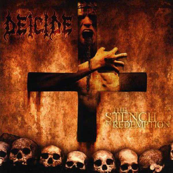 Deicide- The Stench Of Redemption CD on Earache Rec.