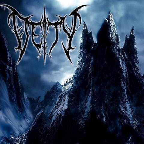 Deity- S/T CD on CDN Records