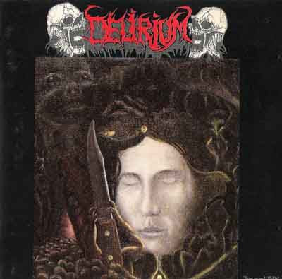 Delirium- Zzooouhh CD on Memento Mori Records