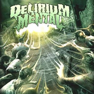 Delirium Mental- Imajinasi Tak BerTuhan CD on Waar Prod.