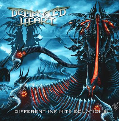 Demented Heart- Different Infinite Equations CD on Sickness Prod.